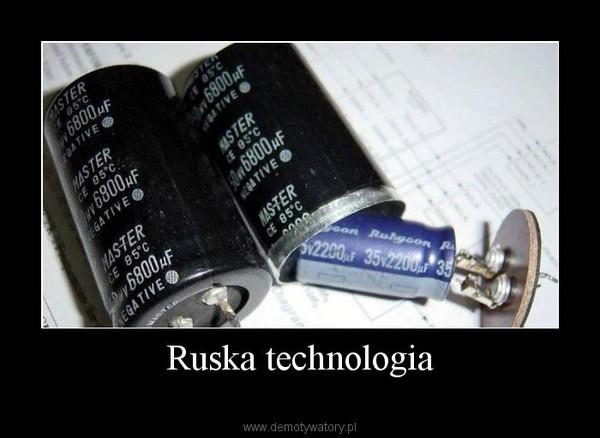 Ruska technologia –