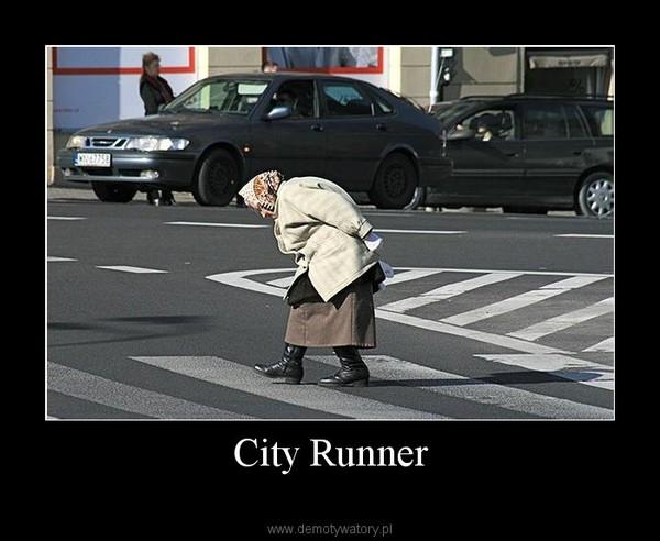 City Runner –