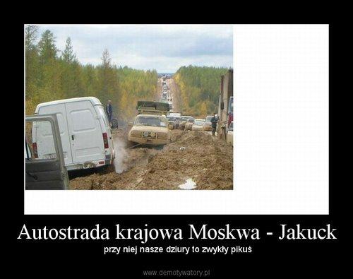 Autostrada krajowa Moskwa - Jakuck