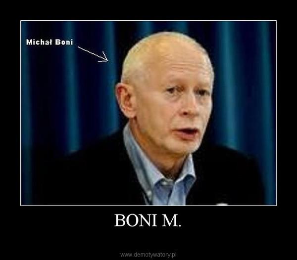 BONI M. –