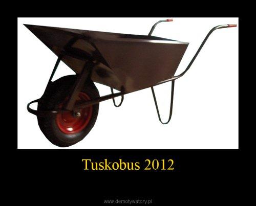 Tuskobus 2012