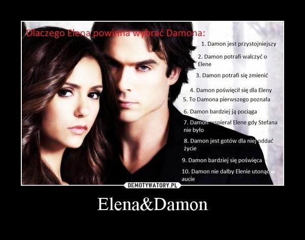 Elena&Damon –