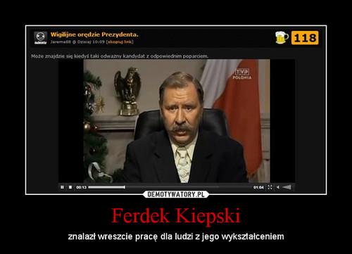 Ferdek Kiepski