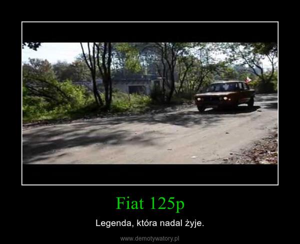 Fiat 125p – Legenda, która nadal żyje.