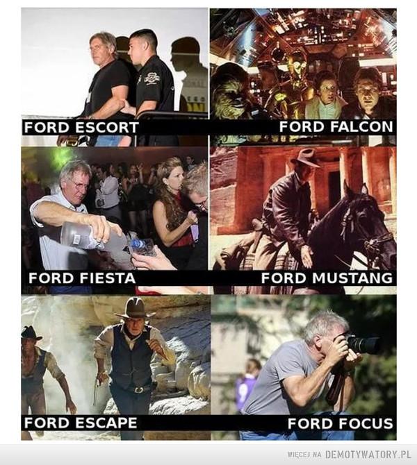 Harrison Ford –
