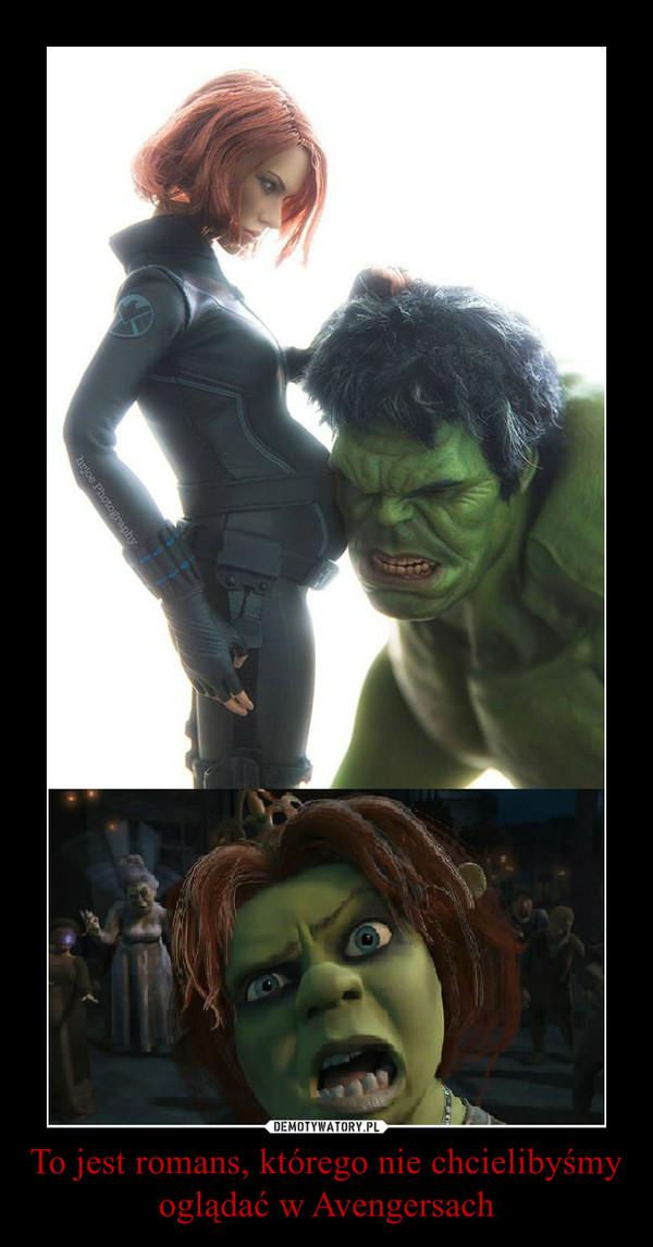 To jest romans, którego nie chcielibyśmy oglądać w Avengersach –