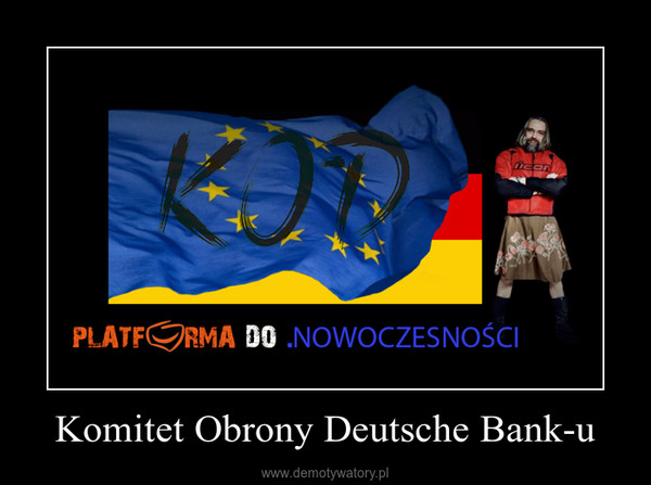 Komitet Obrony Deutsche Bank-u –