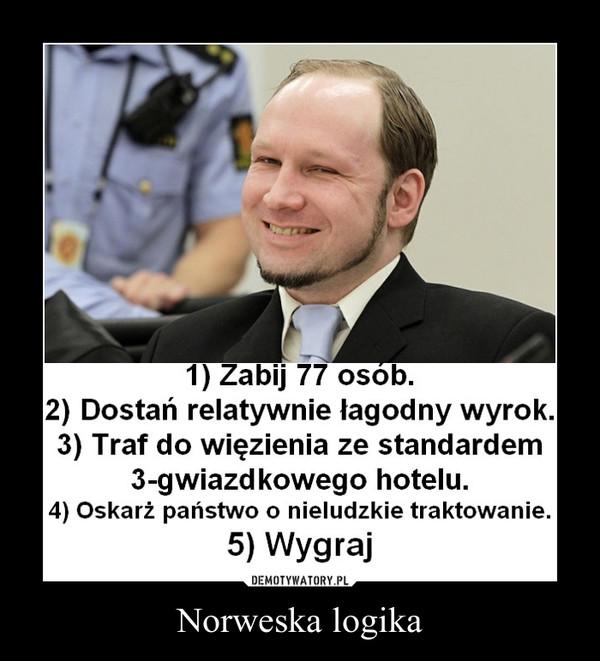 Norweska logika –