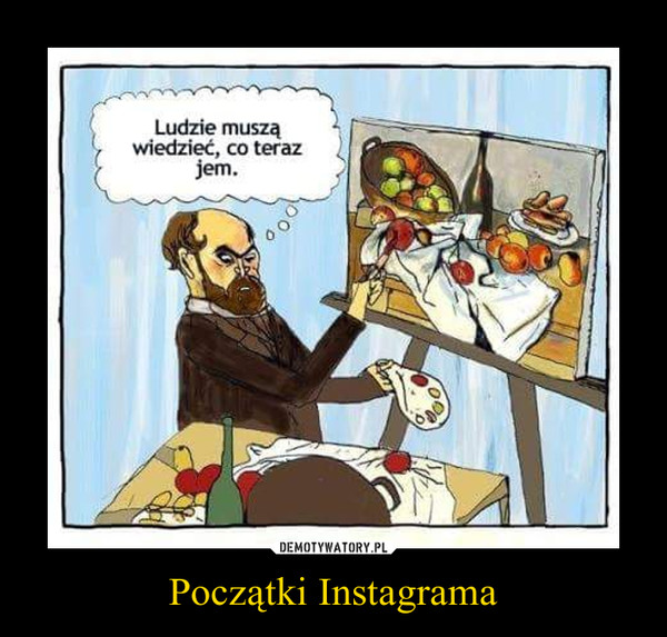 Początki Instagrama –