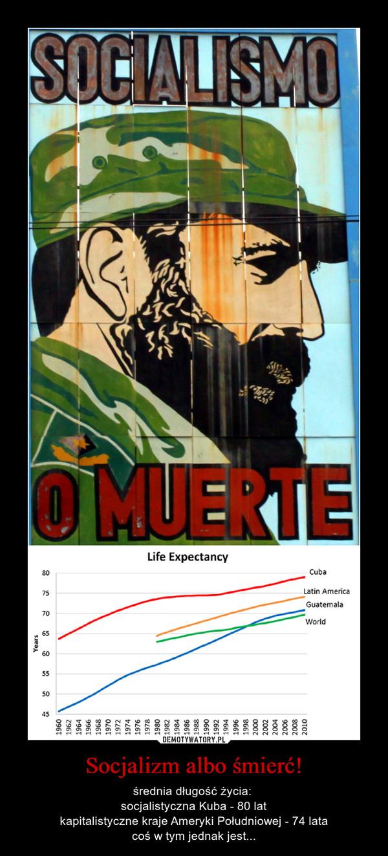 Socjalizm albo śmierć!