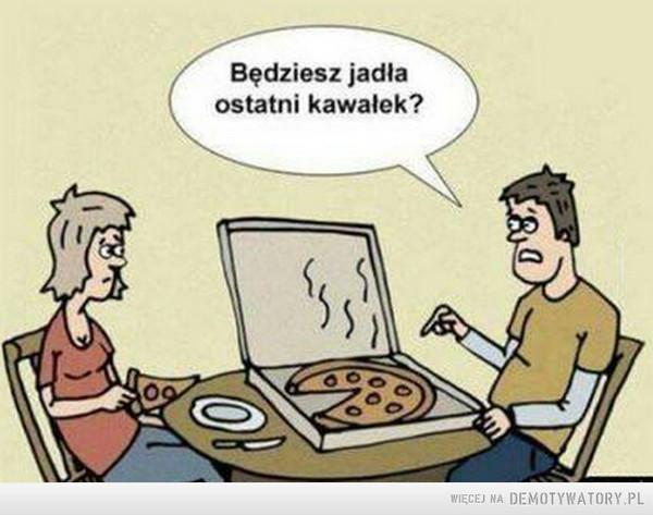 Głodnego nakarmić... –