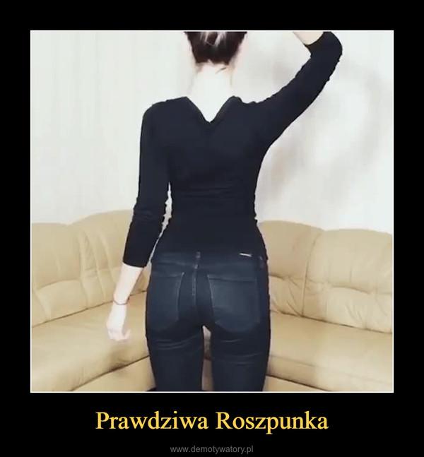 Prawdziwa Roszpunka –