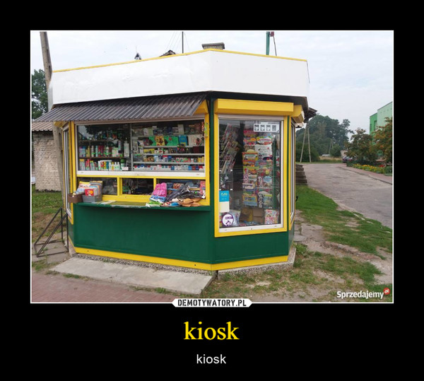 kiosk – kiosk