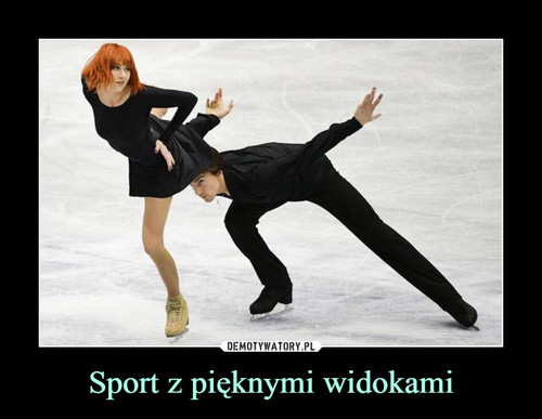 Sport z pięknymi widokami