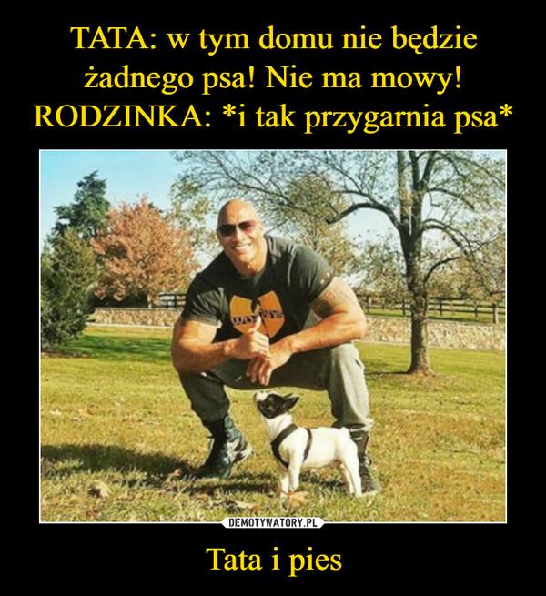 Tata i pies –