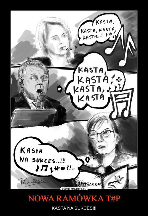 NOWA RAMÓWKA T#P