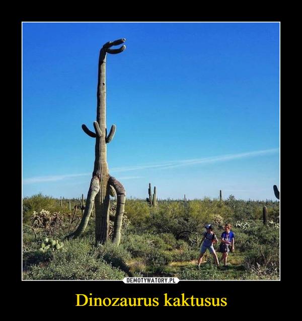 Dinozaurus kaktusus –