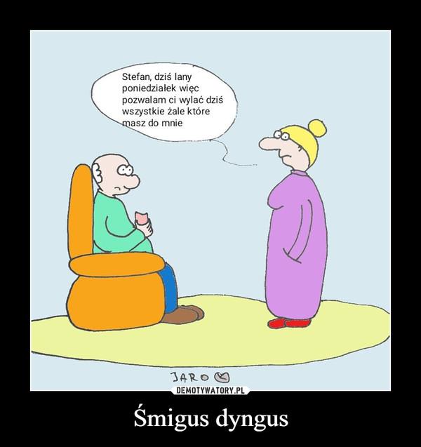 Śmigus dyngus –