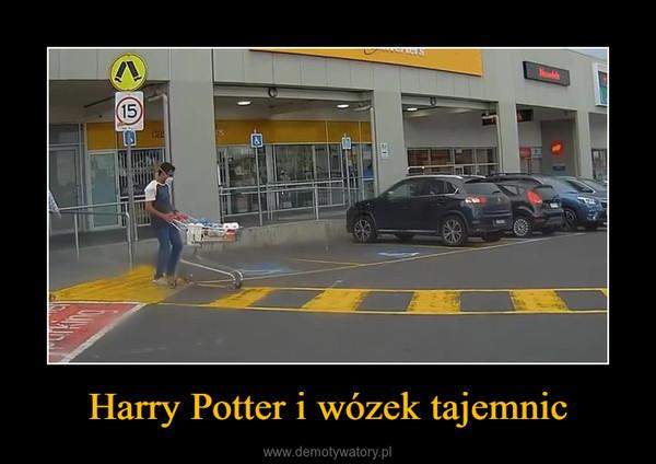 Harry Potter i wózek tajemnic –