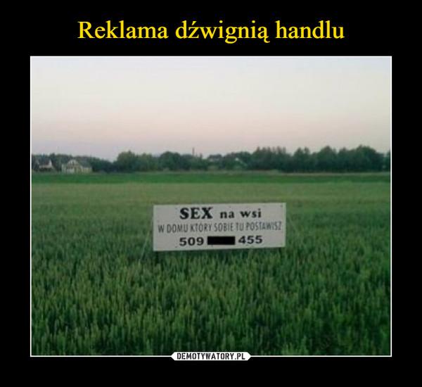 –  SEX na wsi W DOMU KTÓRY SOBIE TU POSTAWISZ