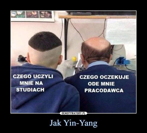 Jak Yin-Yang