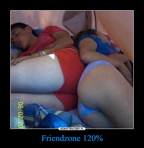 Friendzone 120% –