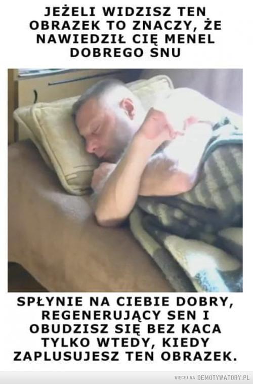 Menel Dobrego Snu
