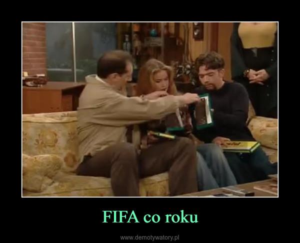 FIFA co roku –