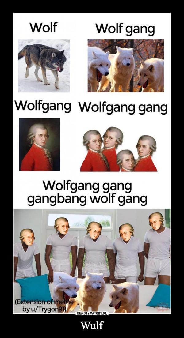Wulf –
