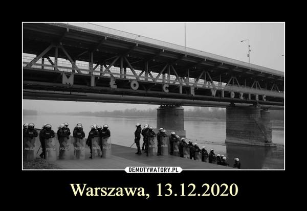 Warszawa, 13.12.2020 –