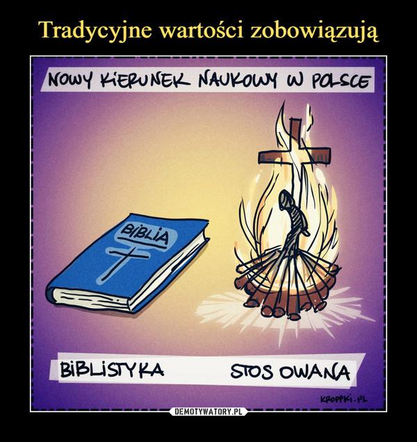–  NOWY KIERUNEK NAUKOWY W POLSCEBIBLISTYKA STOS OWANA