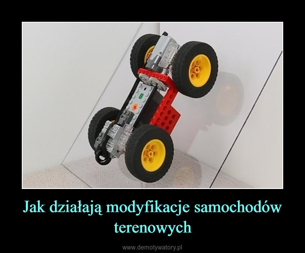 Jak działają modyfikacje samochodów terenowych –