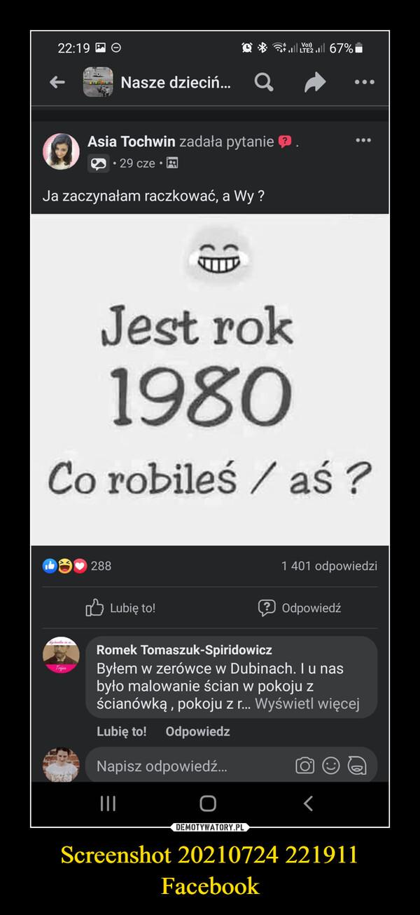 Screenshot 20210724 221911 Facebook –