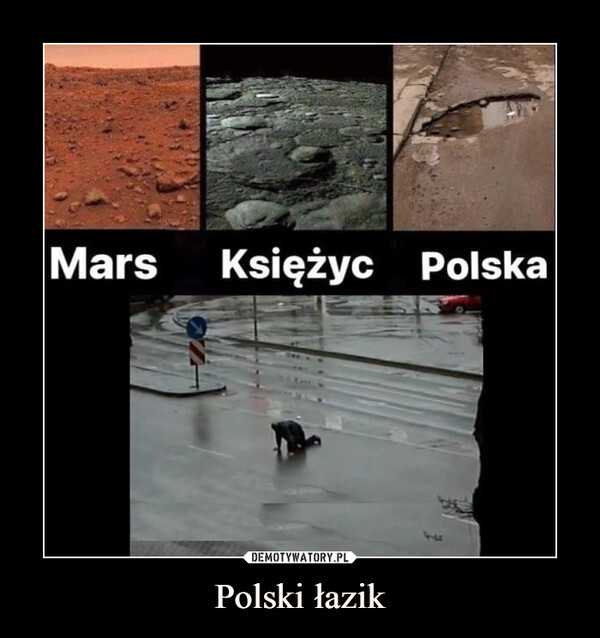 Polski łazik –