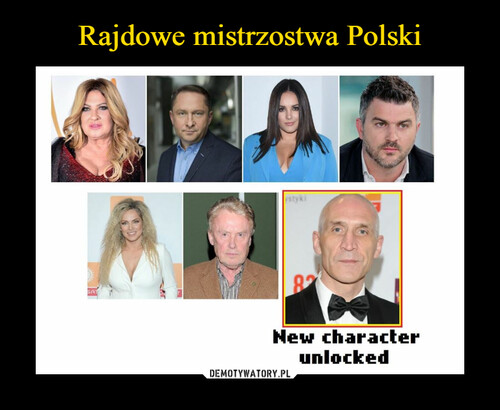 Rajdowe mistrzostwa Polski